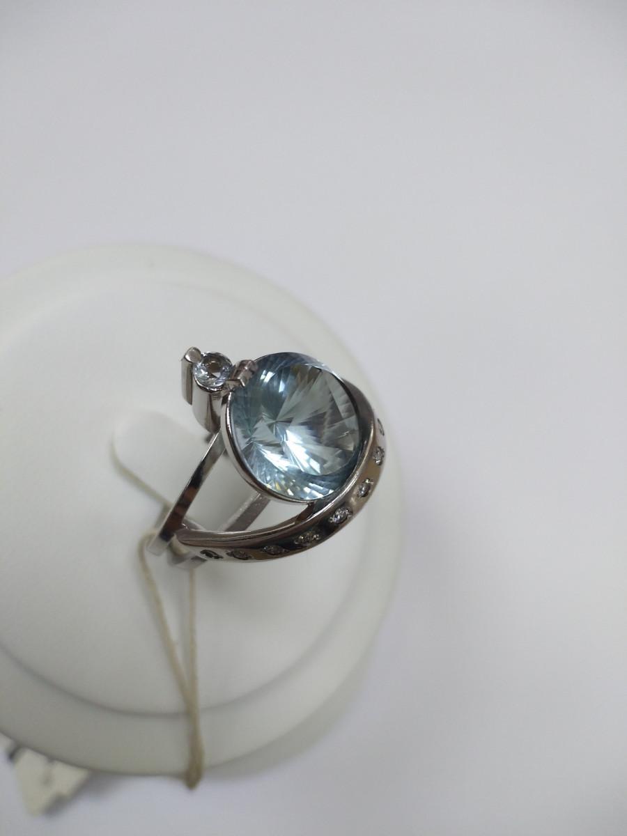 Кольцо из серебра Арт Л-89