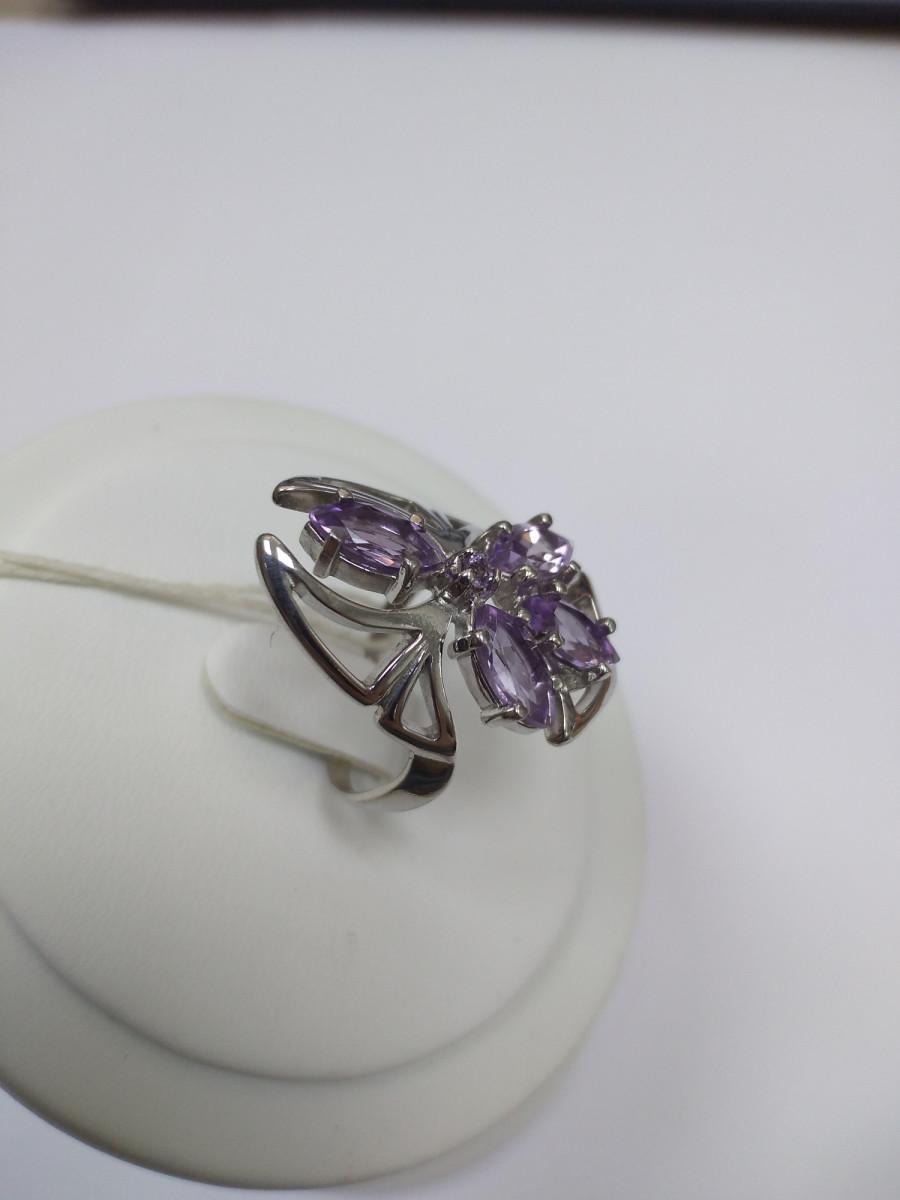 Кольцо из серебра арт л-88