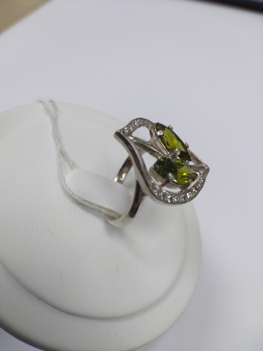 Кольцо из серебра Арт Л-98