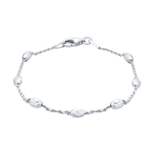 Браслет из серебра Арт БС-063