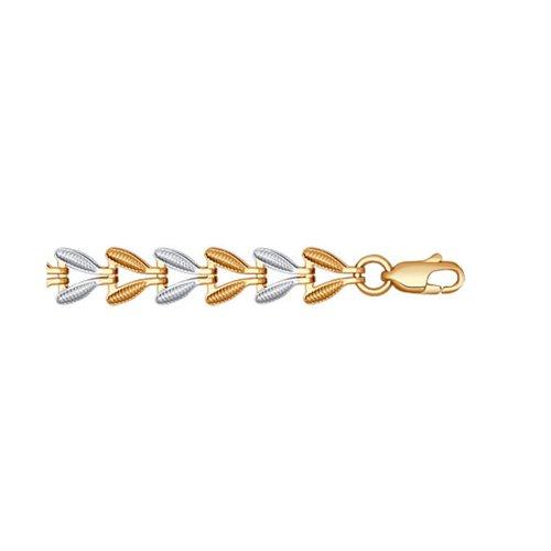 Браслет из золота Sokolov Арт БЗ030