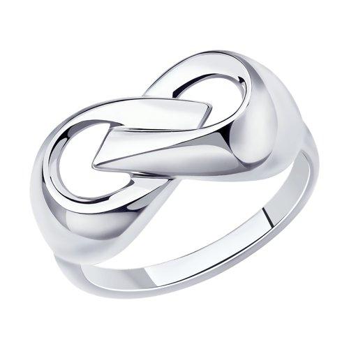 Кольцо из серебра SOKOLOV Арт КС-421