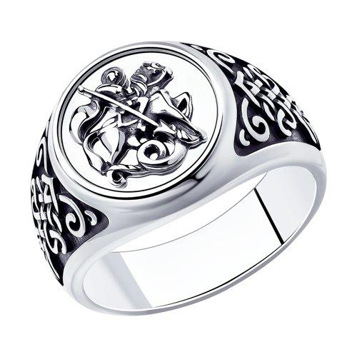 Кольцо из серебра SOKOLOV Арт КС-445