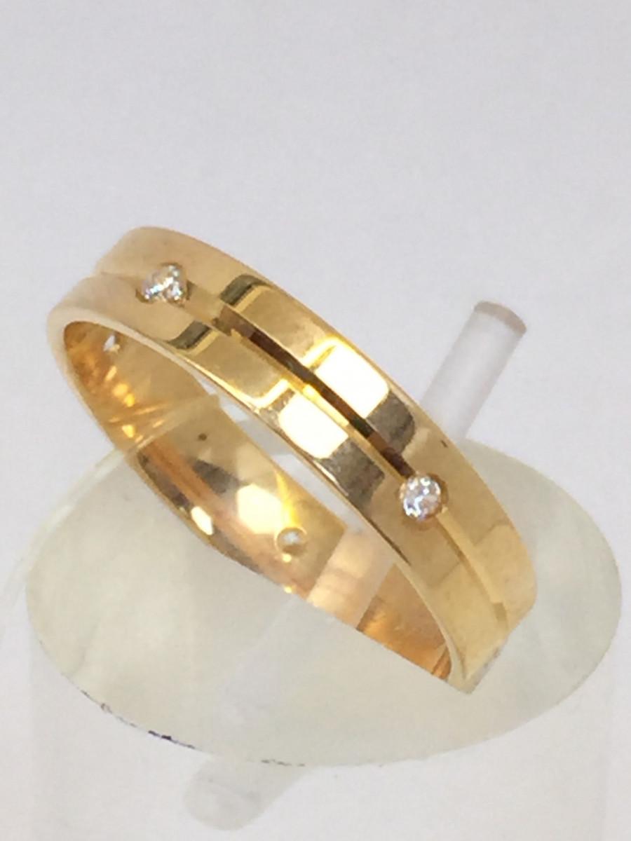 Обручальное кольцо из золота арт-1229