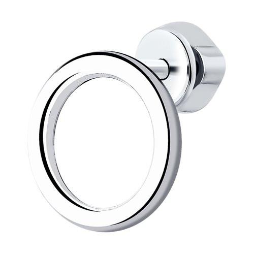Серьги из серебра с фианитами арт сс-360