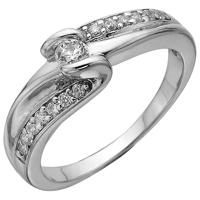 Кольцо из серебра арт срк-082