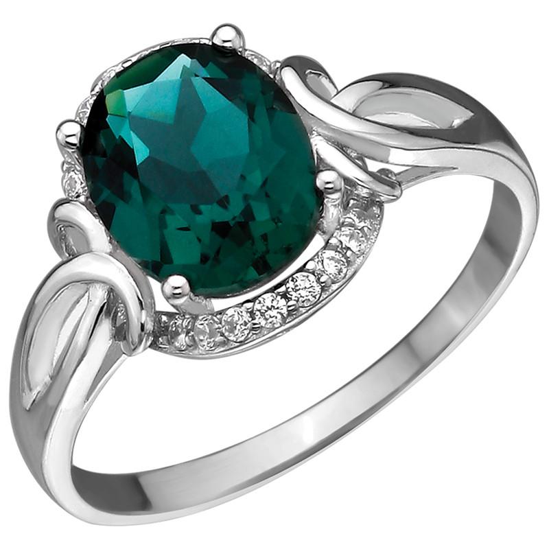Кольцо из серебра арт срк-087