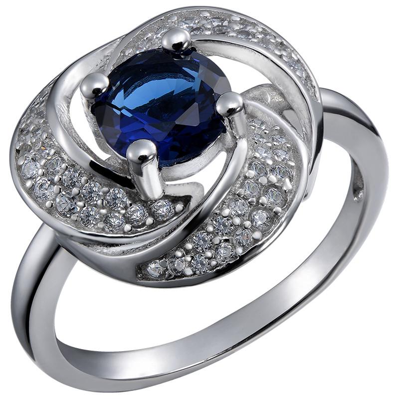 Кольцо из серебра арт срк-090