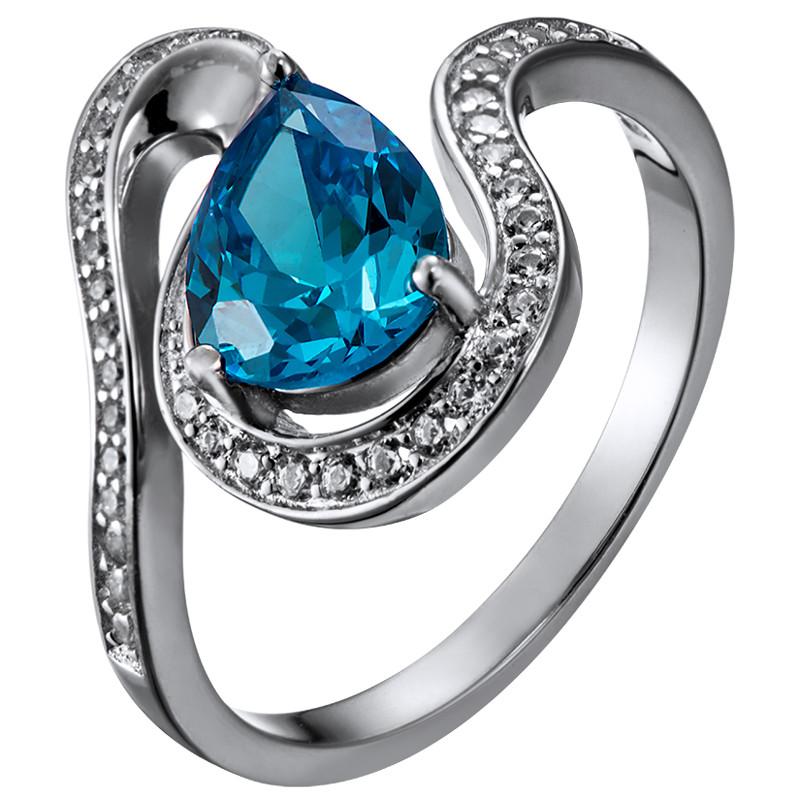 Кольцо из серебра арт срк-104