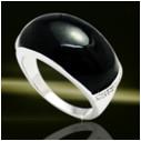Кольцо из серебра арт срк-186