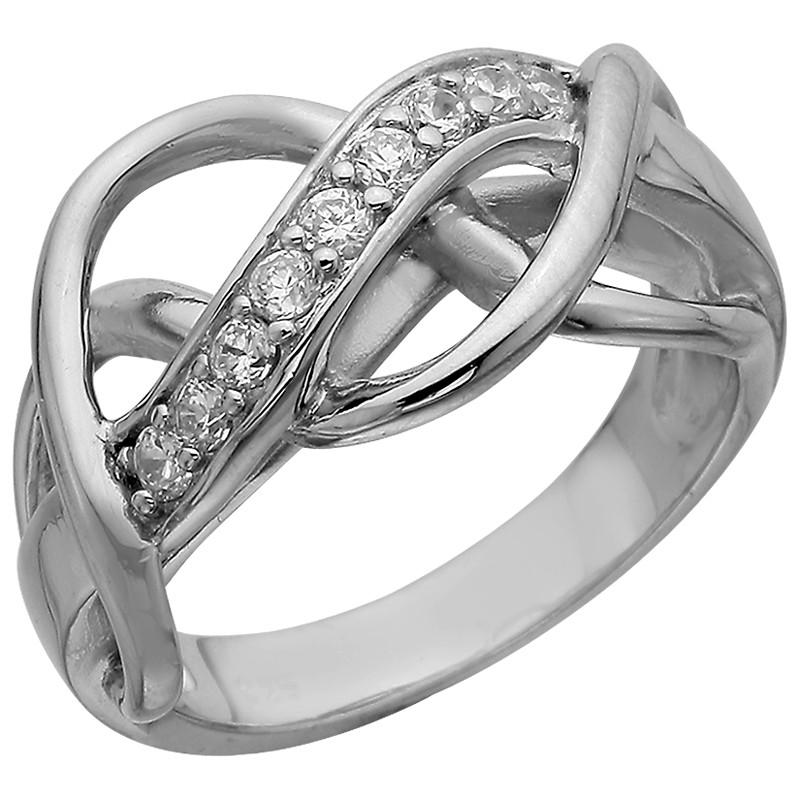 Кольцо из серебра арт срк-189