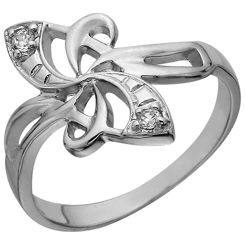 Кольцо из серебра арт срк-197