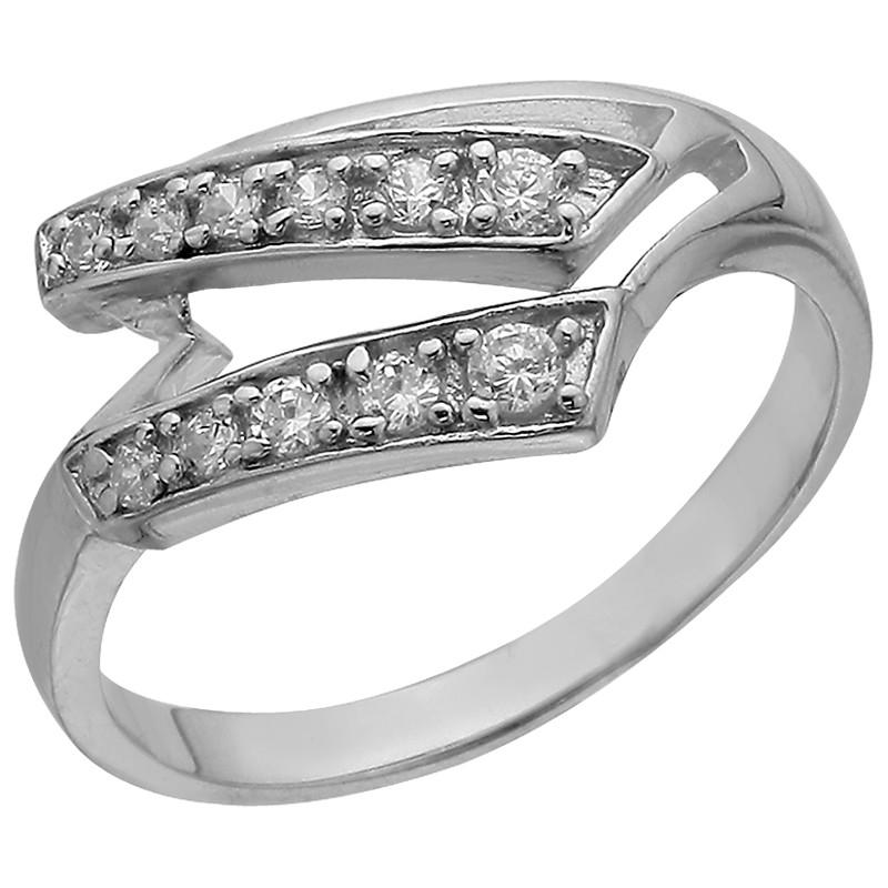 Кольцо из серебра арт срк-198