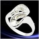 Кольцо из серебра арт срк-200
