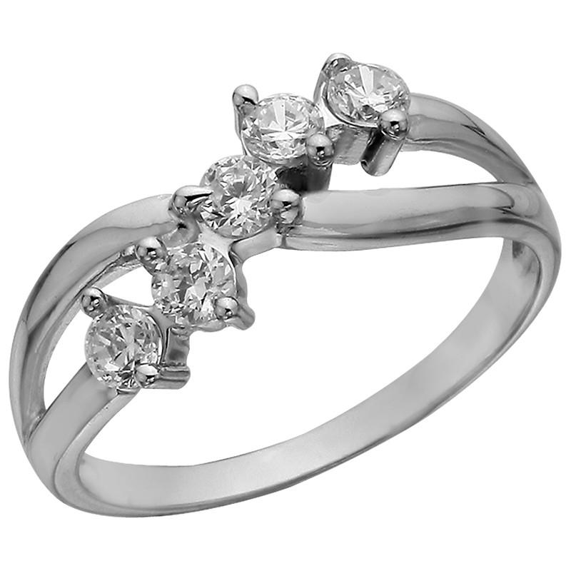 Кольцо из серебра арт срк-204