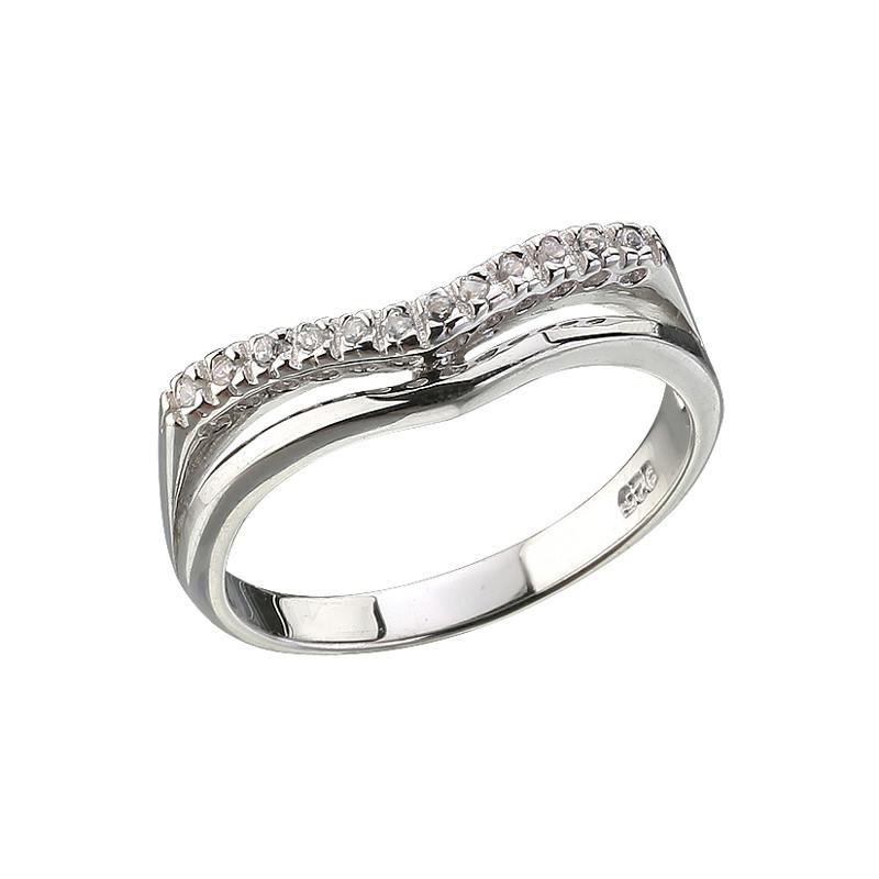 Кольцо из серебра арт срк-255