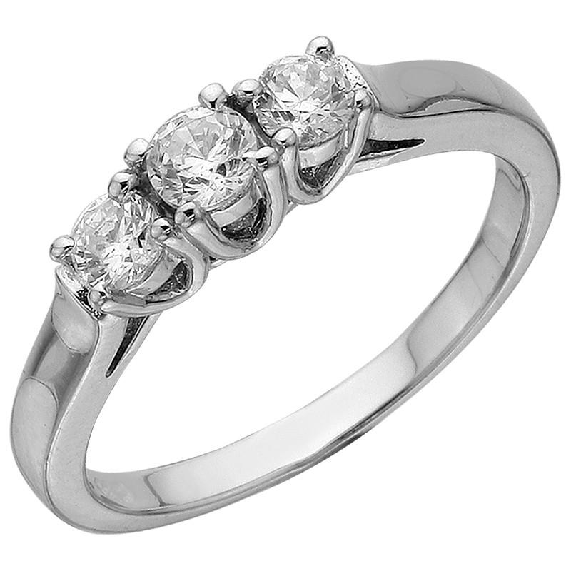 Кольцо из серебра арт срк-270