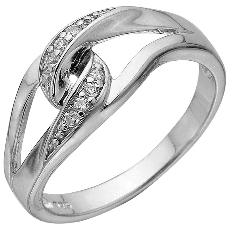 Кольцо из серебра арт срк-276