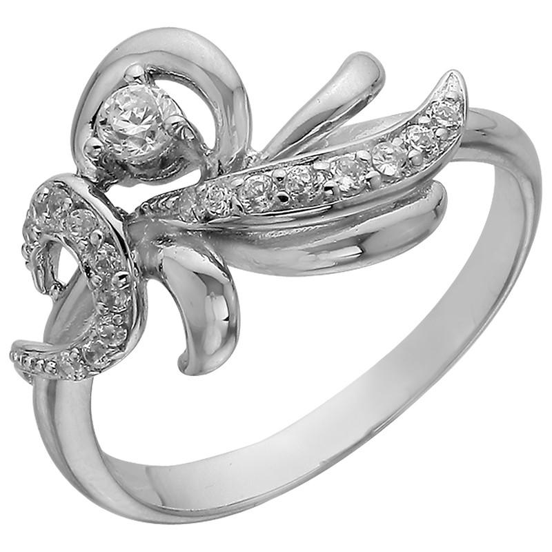 Кольцо из серебра арт срк-446