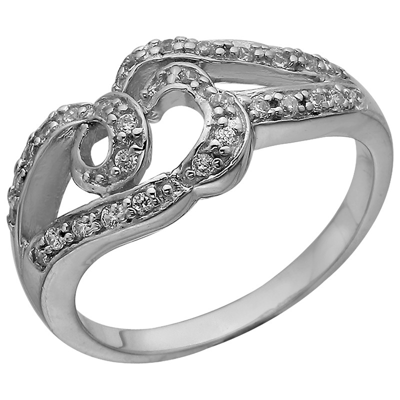 Кольцо из серебра арт срк-457