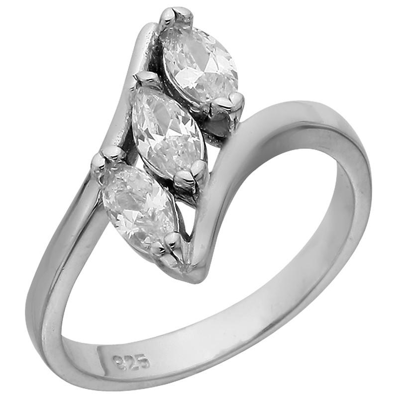 Кольцо из серебра арт срк-461