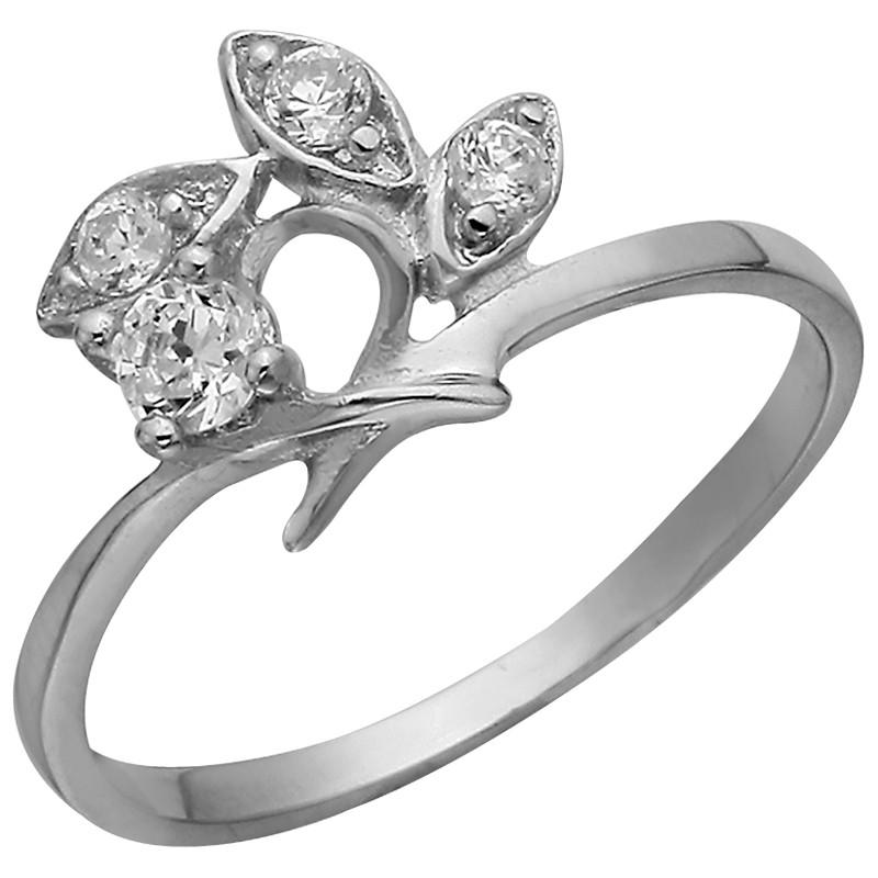 Кольцо из серебра арт срк-463