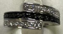 Кольцо из серебра арт срк-466