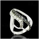 Кольцо из серебра арт срк-467