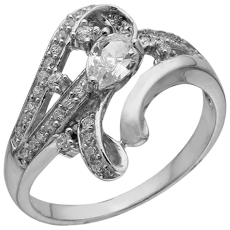 Кольцо из серебра арт срк-469