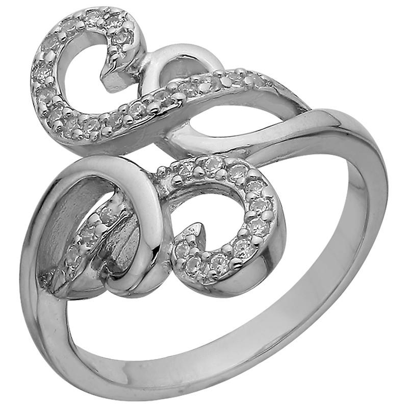 Кольцо из серебра арт срк-476
