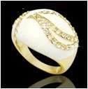 Кольцо из серебра арт срк-478