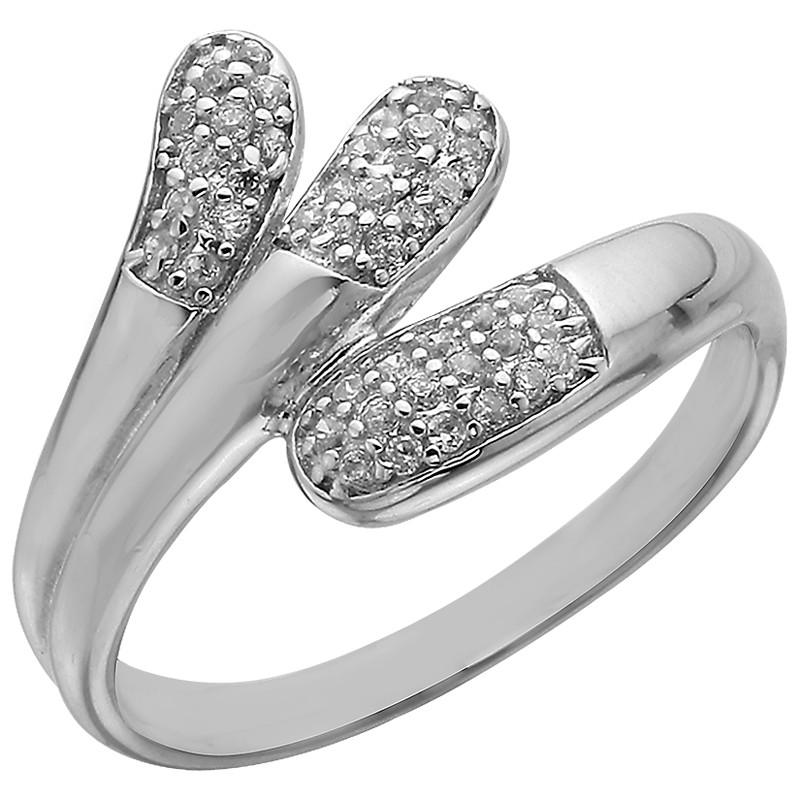 Кольцо из серебра арт срк-479