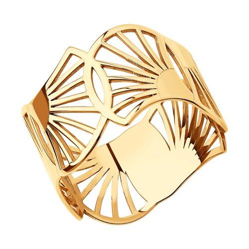 Кольцо из золота  арт к-2050