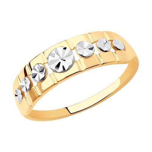 Кольцо из золота  арт к-2061