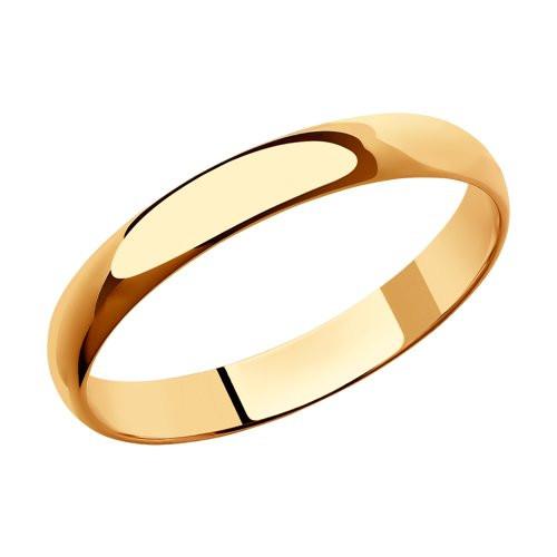 Обручальное кольцо арт к-2043