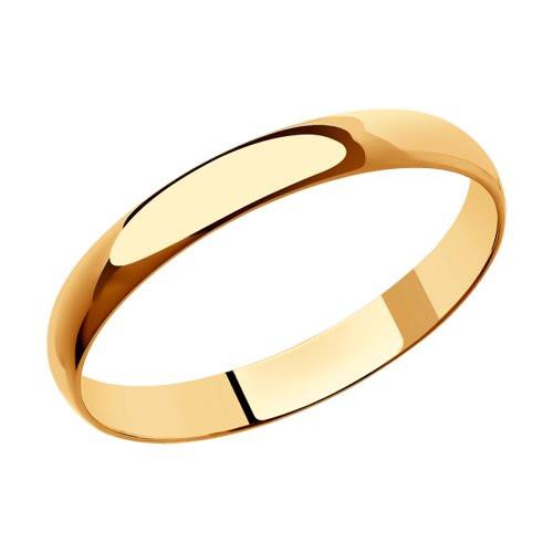 Обручальное кольцо арт к-2044