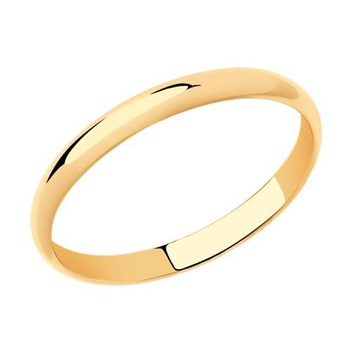 Обручальное кольцо арт к-2032