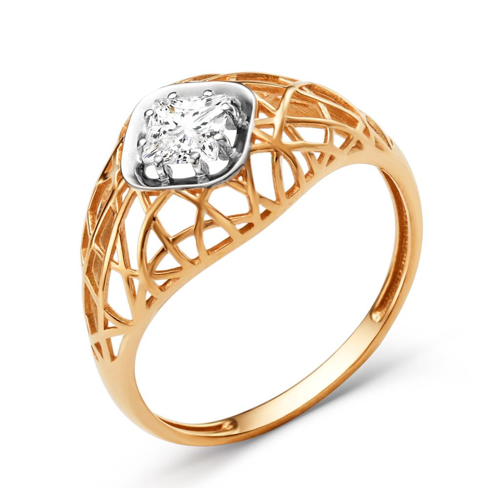 Золотое кольцо  арт кз-206