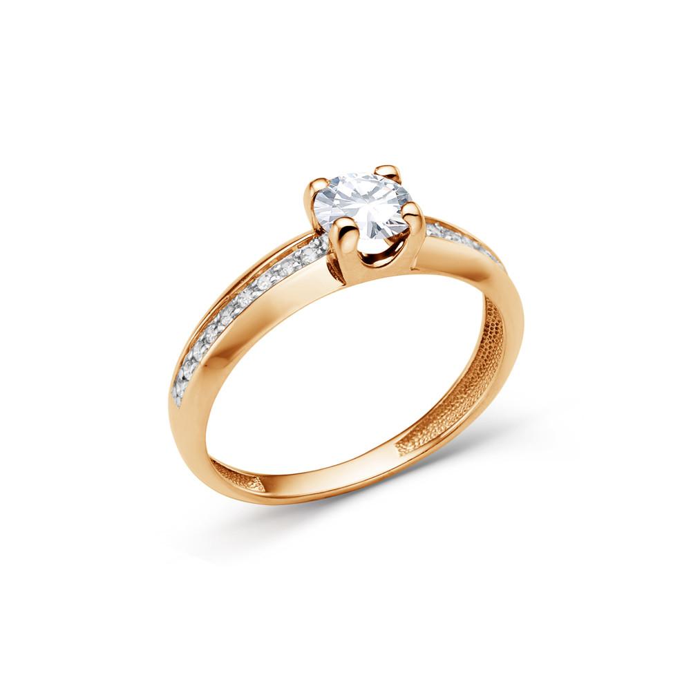 Золотое кольцо  арт кз-211