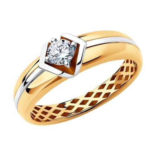 Золотое кольцо  арт кз-220