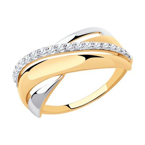 Золотое кольцо  арт кз-223