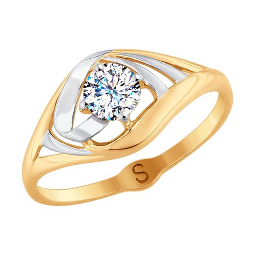 Золотое кольцо  арт кз-237