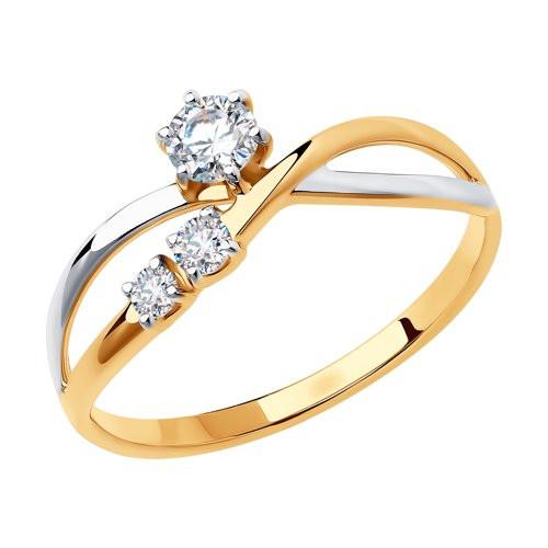 Золотое кольцо  арт кз-239