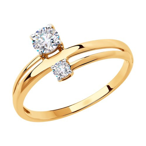 Золотое кольцо  арт кз-240
