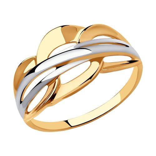 Золотое кольцо  арт кз-241
