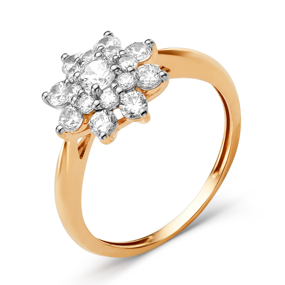 Золотое кольцо  арт кз-251