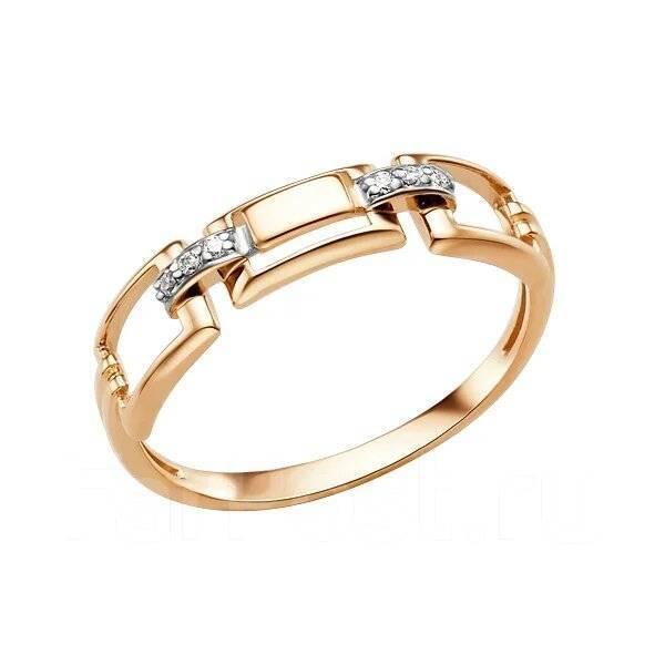 Золотое кольцо  арт кз-248