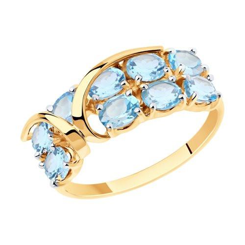 Золотое кольцо  арт кз-259