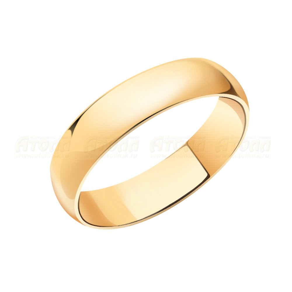 Обручальное кольцо  арт к-2064