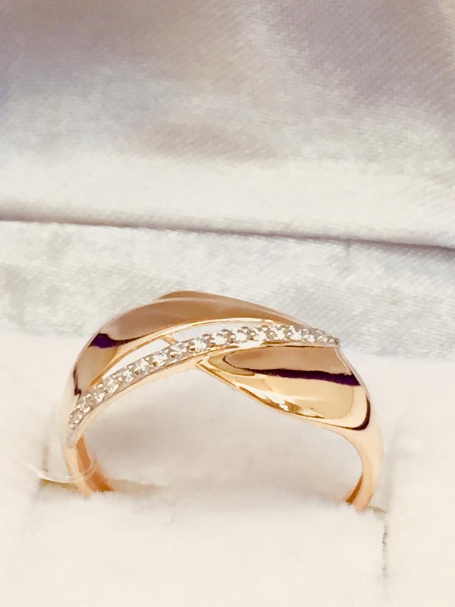 Кольцо из золота арт-2109